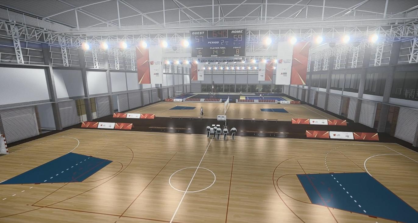 Pavilhão Esportivo