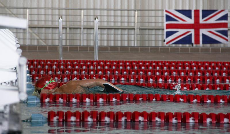 Estrutura do CTE impressiona atletas britânicos e comissão técnica
